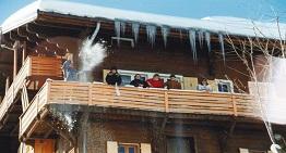 Skihütte Châtel